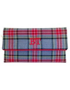 Clutch Escocés Gris