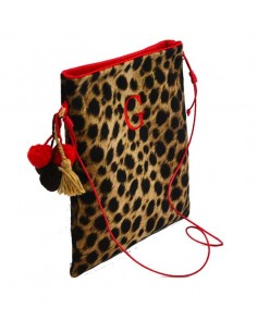 Bandolera Mini Leopardo