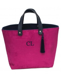 Shopper Ante Fucsia