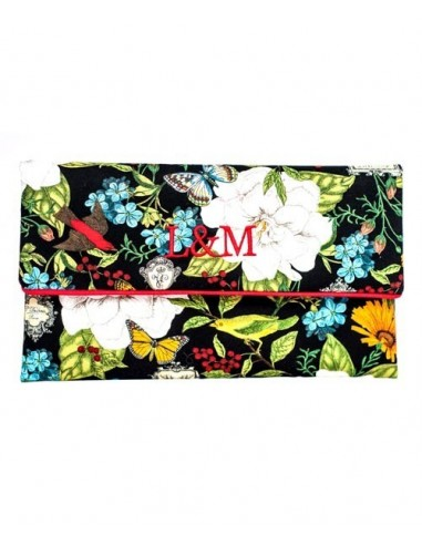 Clutch Flores Inglesas